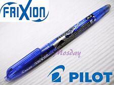 1 Pen Pilot FriXion LFB-20EF 0.5mm Extra Fine Roller Ball Point Pen, BLUE