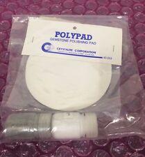 POLYPAD GEMSTONE POLISHING PAD and THERMO Fine Polishing Compound 036318