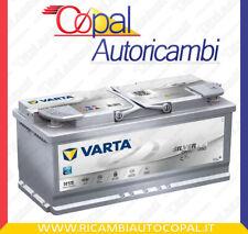 BATTERIA PER AUTO 105Ah 950 SPUNTO VARTA H15 START&STOP AGM IVECO BMW X3 X4 X5