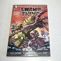 Swamp Thing Vol 2 TPB Family Tree (DC)2013 -1st print - VF/NM to NM- - UNREAD!!