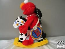 Rockin' Elmo Singing Plush Brand New Applause