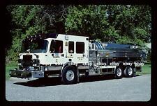 Grasonville MD 2005 Spartan S&S Tanker Fire Apparatus Slide