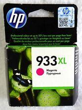 HP 933 XL Magenta Ink Cartridge Ireland Dec 2018 Unopened