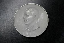Russian Table Medal GAGARIN Portrait Cosmonaut 1961