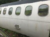 MD90 Fuselage window(s) sections