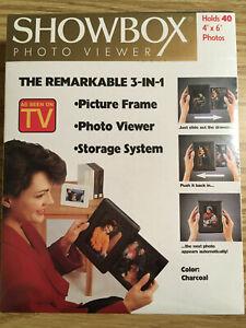 Shadowbox Photo Viewer 4x6