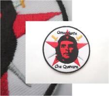 Guevara Che Quevara vor Roter Stern Aufnäher Abzeichen ANTIFA Patch Abzeichen