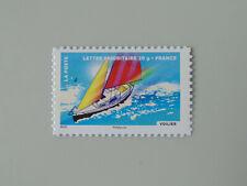 France année 2013 adhésif 894 894A neuf luxe ** support blanc Voilier