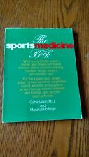 The Sports Medicine Book, 1978, by Merkin and Hoffman, paperback, 225 pages