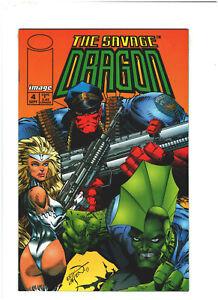 Savage Dragon #4 NM- 9.2 Image Comics 1993 Erik Larsen, Freak Force app.