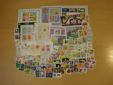 British Colony & Territory Postal Stamp Collections & Mixtures