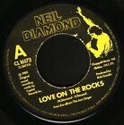"NEIL DIAMOND love on the rocks acapulco 7"" WS EX/ uk capitol CL16173"