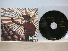 Limp Bizkit – The Unquestionable Truth -  Part 1   CD im Digipack