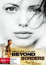 Beyond Borders - DVD R4 - BRAND NEW & SEALED -  Angelina Jolie - Clive Owen -