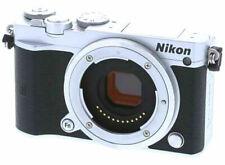 Nikon 1 J5 mirrorless Digital Camera body - silver *tested