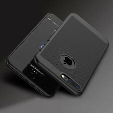 Slim Metallisch Case Cover Handy Hülle Schutzhülle für iPhone X 6 6S 7 8 Plus XS