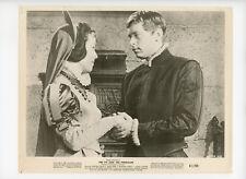 PIT AND PENDULUM Original Movie Still 8x10 Horror J Kerr RippedCorner 1961 10799