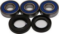 Suzuki DRZ400SM 2012 2013 2014 2015 2016 Rear Wheel Bearings Seals Kit 25-1117
