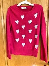 Girls' Pink Sweater SO Authentic American Heritage Size XL ( 16)