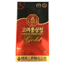 100% Reines Koreanischer Roter Ginseng Gold 6 Jahre Root 240g Panax Saponin Tee