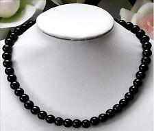 Runde Modeschmuck-Halsketten & -Anhänger aus Glas für Damen