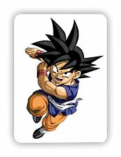 Giapponesi DRAGON BALL Z dbz4 Kid Goku Super Saiyan STAMPA POSTER Placca Di Metallo Segno