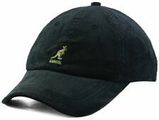 Kangol Forester Classic Corduroy Baseball Strap back  Forest Green  Cap Hat