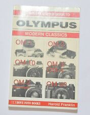 Complete User'S Guide To Olympus Cameras - Harold Franklin