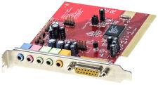 TYPHOON 5.1 3D SOUND CMI8738 PCI SOUND CARD