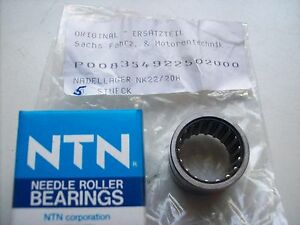 New Needle Bearing, Retainer NK 22/20 R u. A. for Piaggio et : P008354922502000