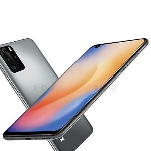 6,8 Pouces Smartphone Android Débloqué Téléphone Portable Dual SIM 4Core 3000mAh