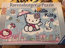 Hello Kitty* Ravensburger Puzzle* Top* Neuwertig* OVP* Weihnachten* Nikolaus