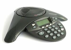 Polycom SoundStation 2 Full Duplex Conference Phone 2200-16000-102 RACK 2