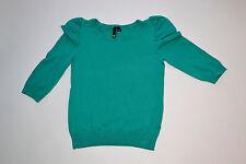 H&M Strickjacke  Grün Gr.38 sehr schön!