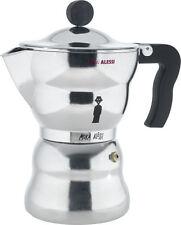Alessi Caffettiera espresso Moka - Coffee maker 6 cups
