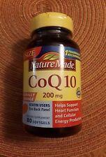 Nature Made - CoQ10 Orange 200 mg. - 80 Liquid Softgels