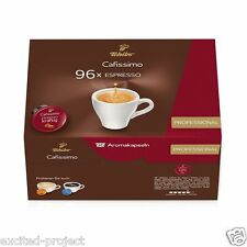Tchibo Cafissimo - Strong Espresso Box With 96 Capsules - Shipping From Germany