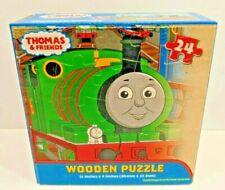 "Thomas the Tank Engine & Friends Cardinal Wood Puzzle 24 pieces Size 12"" X 9"""