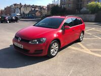 2014 Volkswagen Golf 1.6 TDI BlueMotion Tech SE 5dr Estate - No Reserve!!!