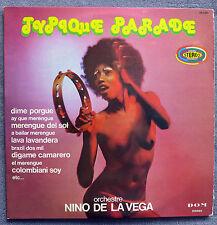 Typique Parade Double Album Sexy Nude Cover Nino De La Vega