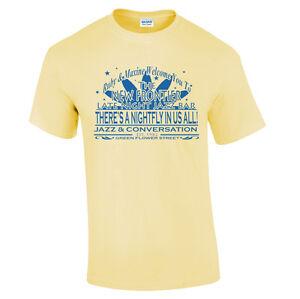 Donald Fagen Steely Dan The Nightfly Inspired T-shirt Homage Original Design