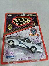 Boise (Id) Police Dept. Patrol Car; Roadchamps; 1/43 Scale