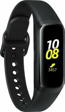 Samsung Galaxy Fit Water-Resistant Smart Activity Tracker + Heart Rate, Black