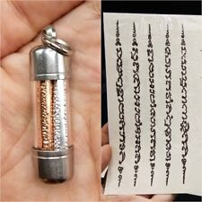 PENDANT YANT HA TAEW TAKRUT THAI AMULET TALISMAN HOLY POWERFUL CHARM LUCK CARRY