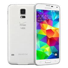 3 Colors! Samsung Galaxy S5 SM-G900V 4G LTE Unlocked Mobile Phone - 16MP 16GB