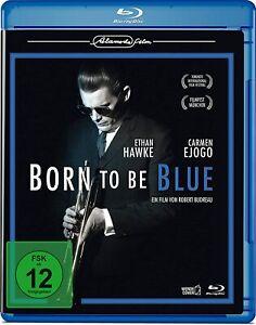 Born to be Blue [Blu-ray/NEU/OVP] Biopic ü. Jazztrompeter und Sänger Chet Baker