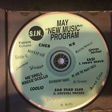 S.I.N.  MAY New Music Program  5 / 96 Volume V CD