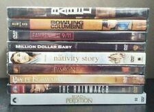 Loris-Lots Drama & Documentary: Lot of 9 Movies   (DVD)   ALL BRAND NEW   D1106