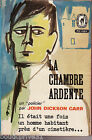 Livre d'occasion de 1964 - La chambre ardente - John Dickson Carr