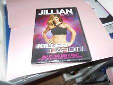 Jillian Michaels: KILLER CARDIO DVD -  TWO 25 Min Workouts NEW & SEALED FREE SH